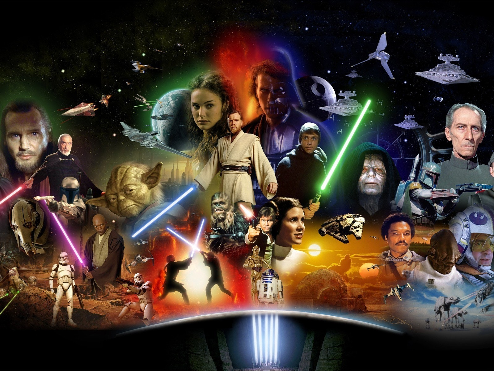 A 'Star Wars' Primer: All Six Movies in Synopsis, Under 100 Words Apiece