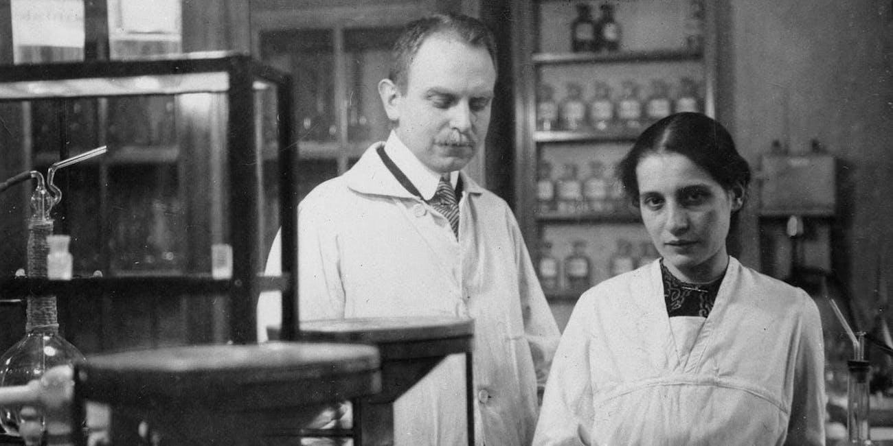 Lise Meitner Otto Hahn