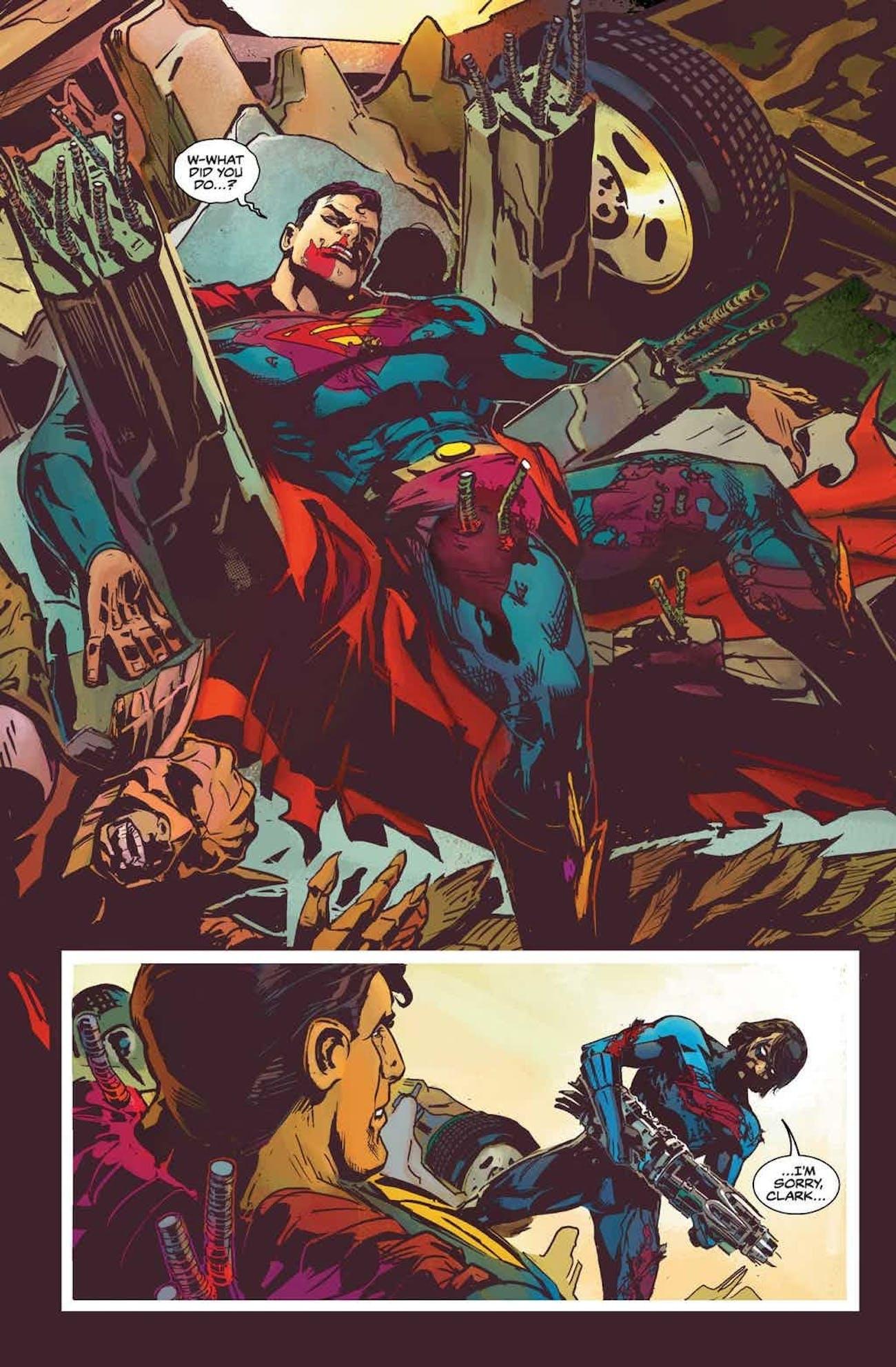 Nightwing New Order