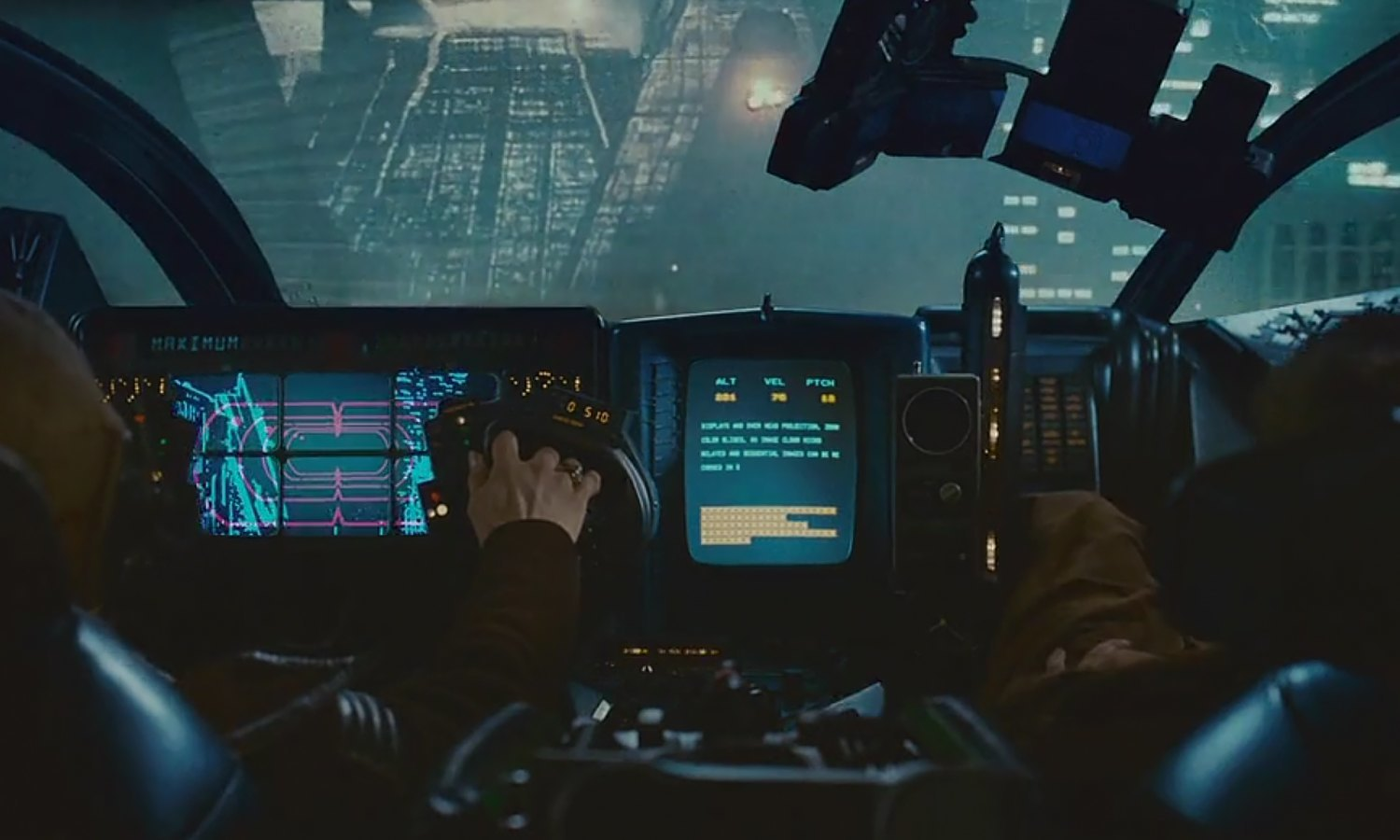 How 80s Movies Made Sci Fi Dashboards Into A Beautiful
