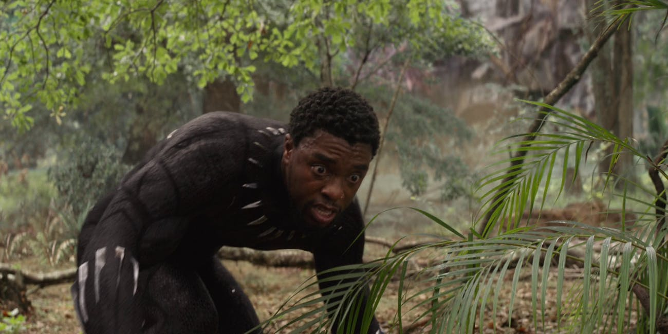 T'Challa might've died, but 'Black Panther' lives.