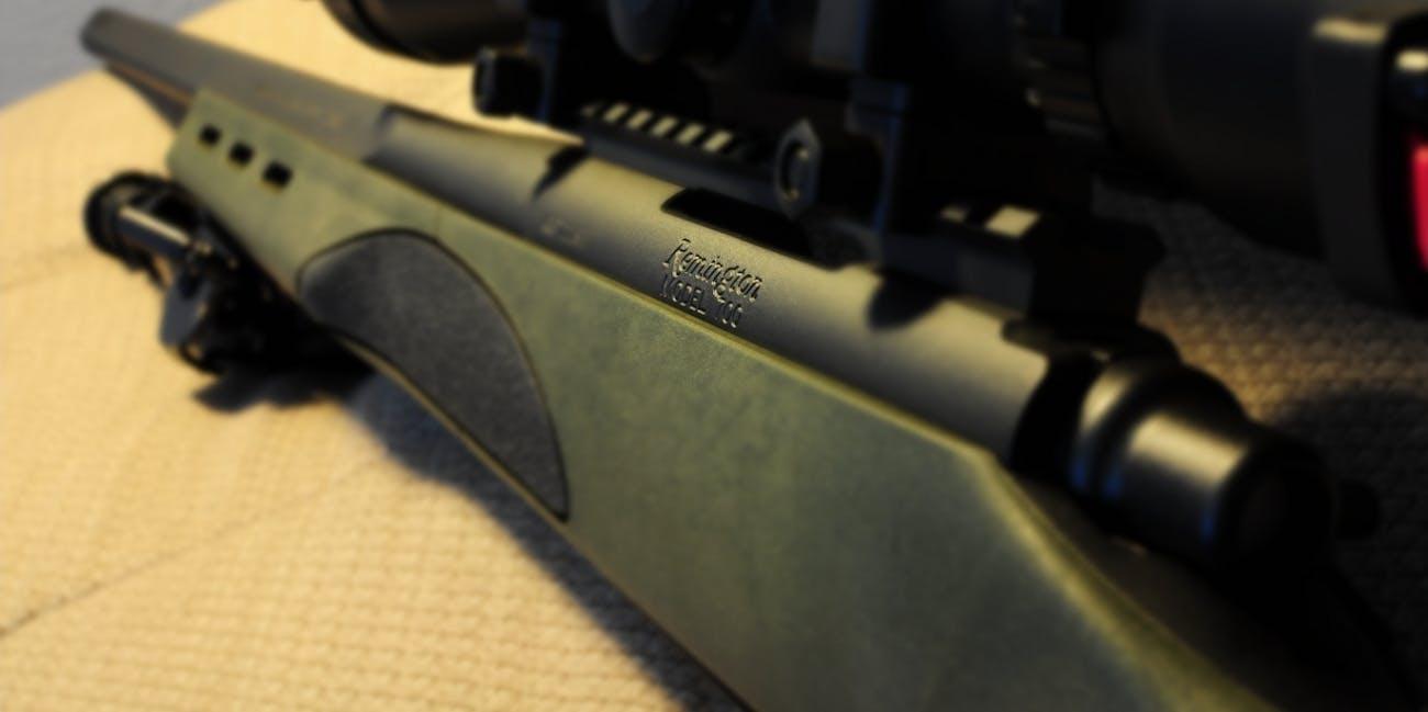 #25/365 Remington 700