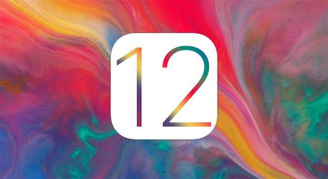 ios 12 apple update software
