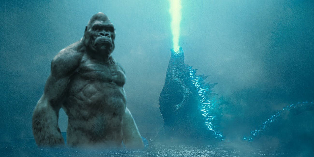 Godzilla King of the Monsters and Kong Skull Island