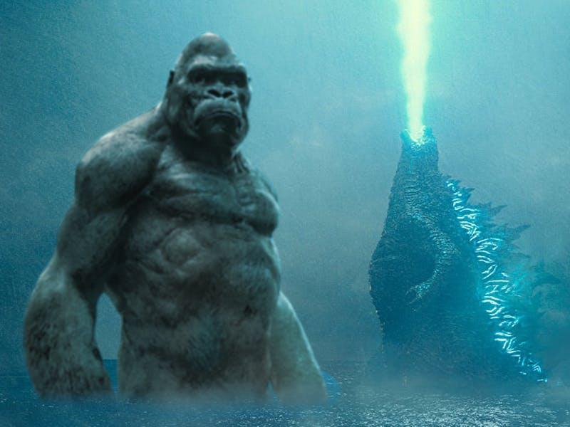 Godzilla King of the Monsters and Kong Skull Island