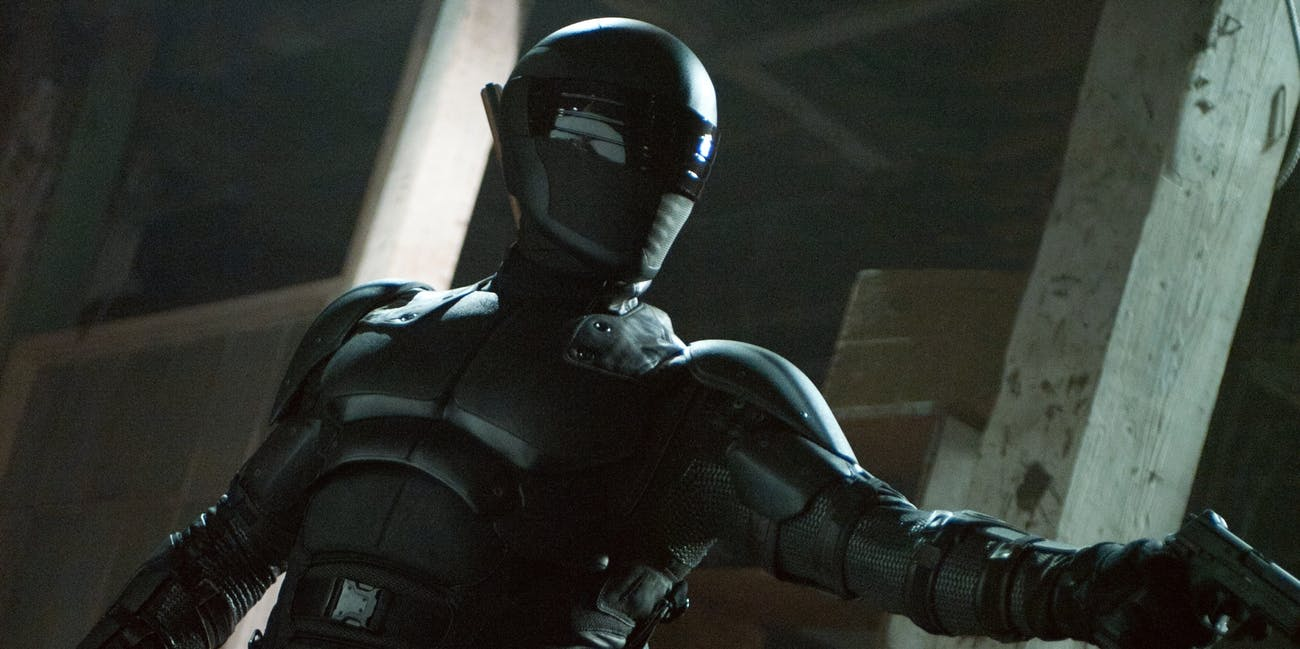 'G.I. Joe' Finally Fixes Snake Eyes Being a White Guy With Henry Golding