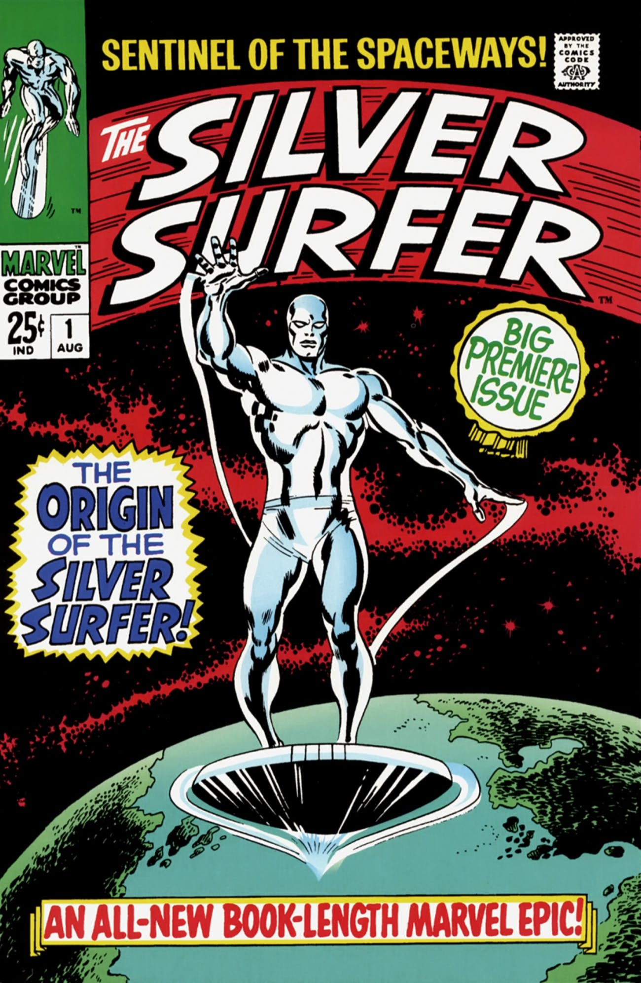 Silver Surfer Marvel