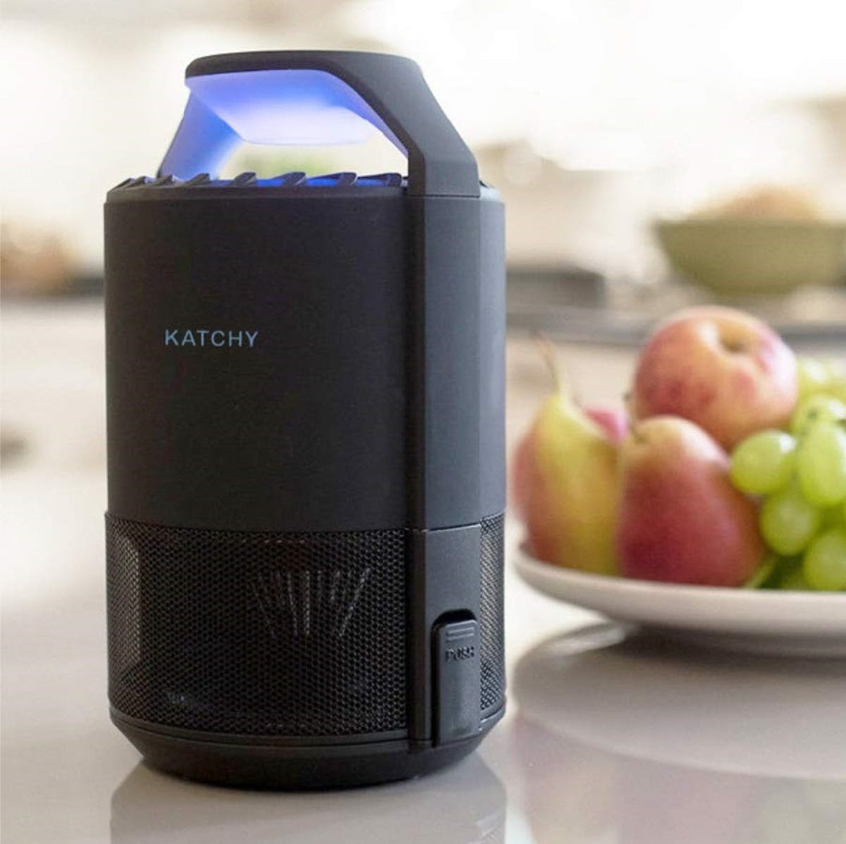 The KATCHY Insect Trap Rids Your Home of Bugs Without Using Pesticides