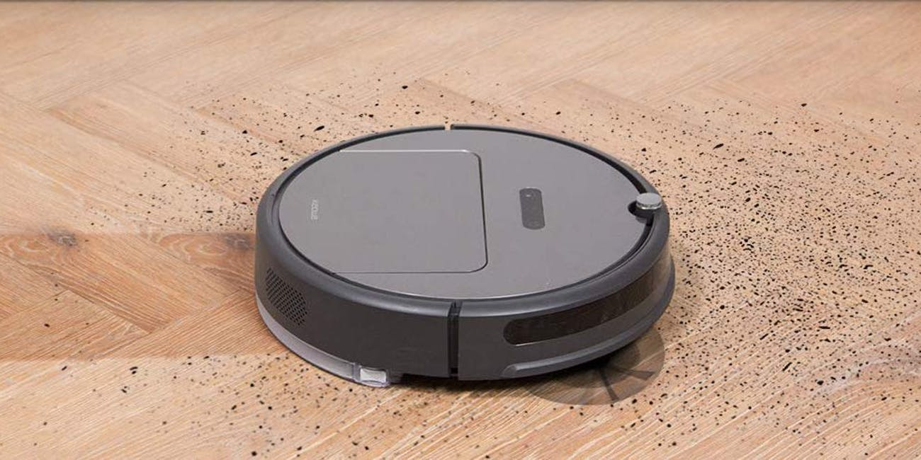 Roborock E35 Robot Vacuum and Mop: 2000Pa Strong Suction, App Control, and Scheduling, Route Planning, Handles Hard Floors and Carpets Ideal for Homes with Pets Mopping function