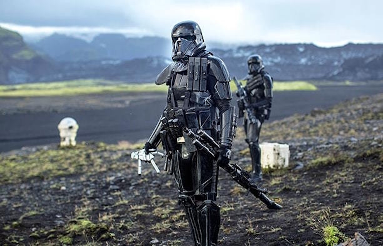 Death Troopers on Eadu?