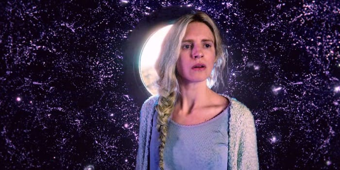 Brit Marling will be Prairie again in 'The OA' Season 2