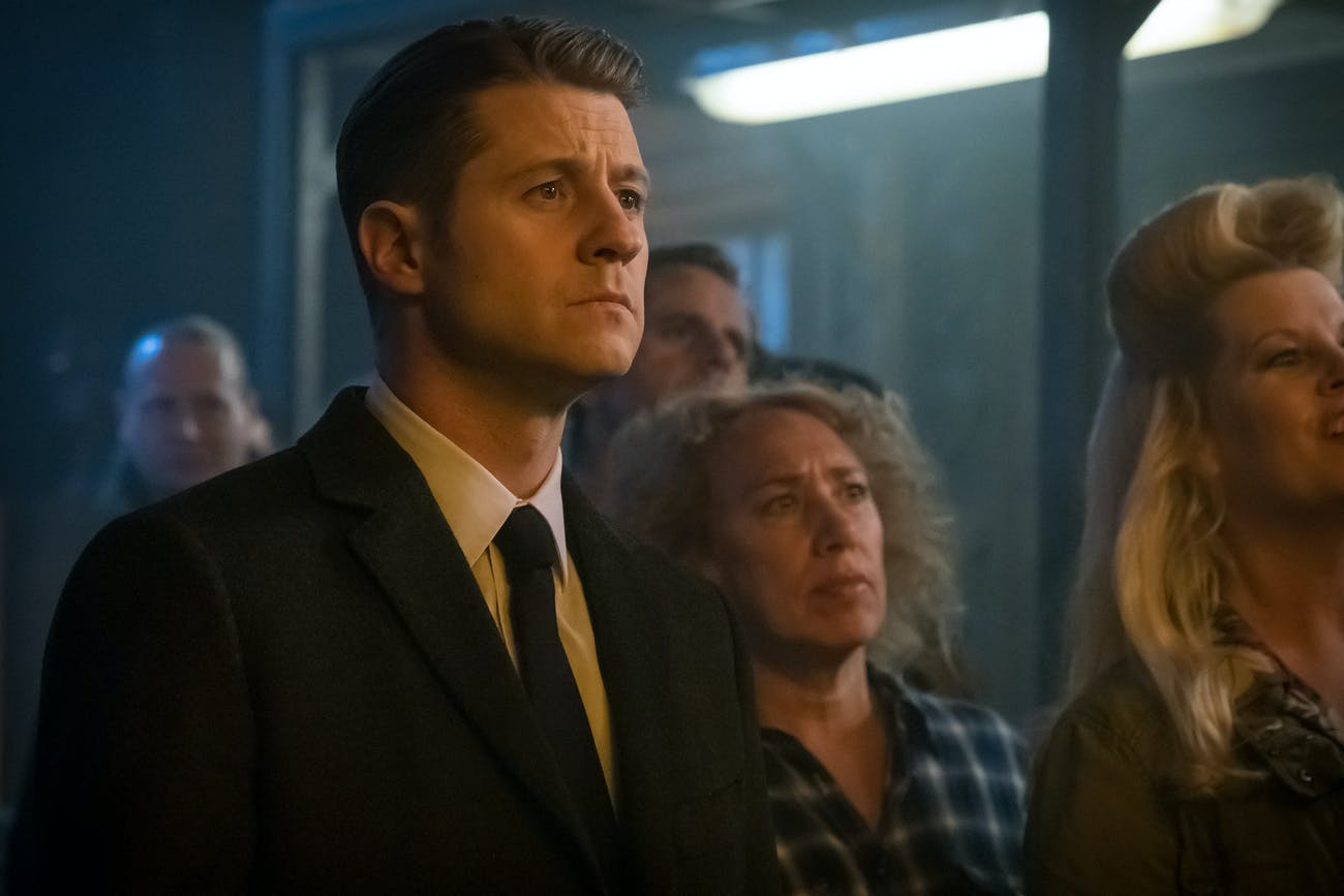 Gotham Jim Gordon