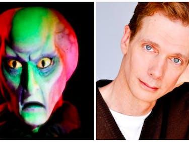 "Doug Jones on His ""New Breed"" of 'Star Trek: Discovery' Alien"