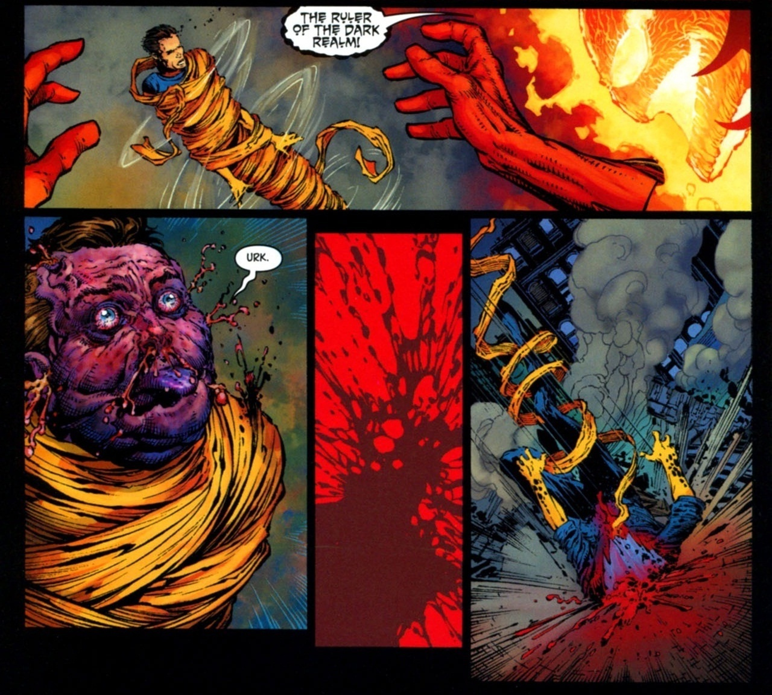 Who Is Dormammu And What Does He Want In Doctor Strange