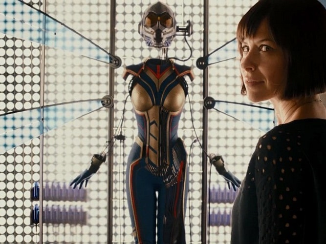 The Wasp Will Officially Fly Onto the Scene in 'Avengers 4'