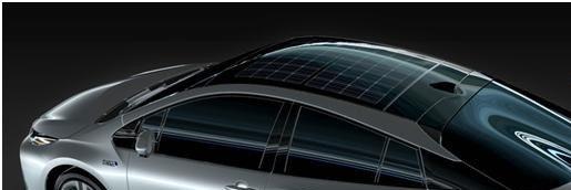 Solar Roof On Prius