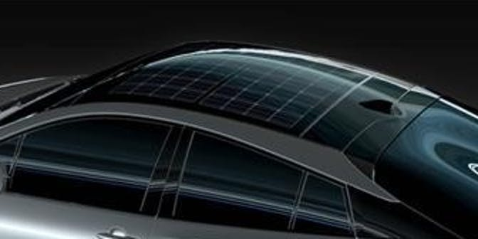 Prius Solar Roof >> Here S What The Tesla Model 3 Solar Roof Might Look Like