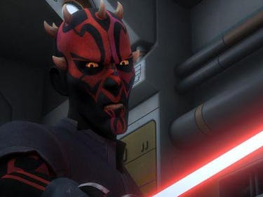 Darth Maul Might Be a Better Cyborg Than Darth Vader