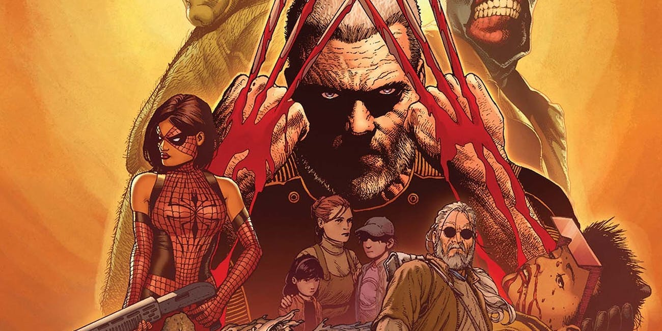Old Man Logan Marvel Secret Wars