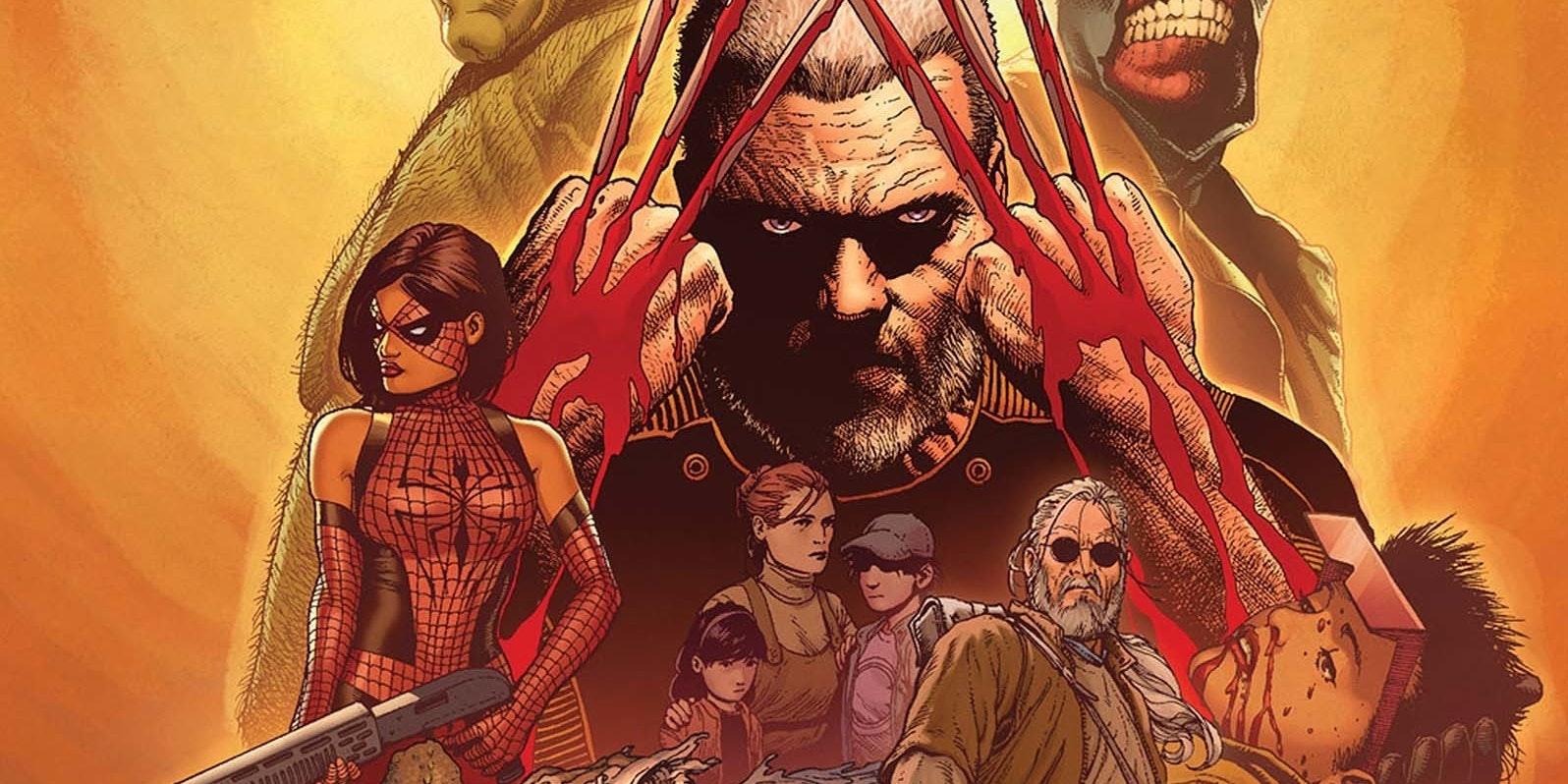 Old Man Logan Marvel Secret Wars