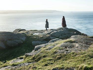 Varys and Melisandre in 'Game of Thrones' Season 7