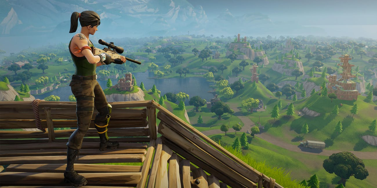 Fortnite Week 9 Challenges Offer Big Rewards For Treasure Hunting