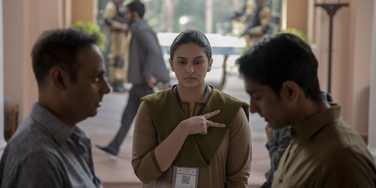 Huma Qureshi as Shalini Pathak in 'Leila'