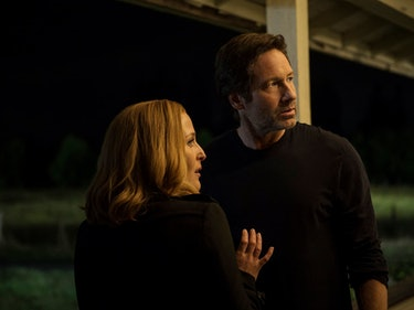 What Is the Story With the Weird Fake Flashbacks in 'The X-Files' Episode 2?