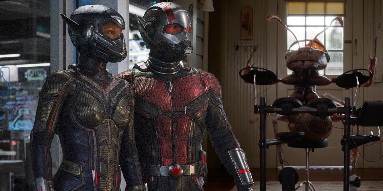 Ant Man Wasp Post Credits Scene