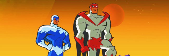 Hawk and Dove in 'Batman: The Brave and the Bold'