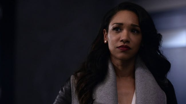 Iris West is the leader of Team Flash these days, but soon enough she might even become something more.