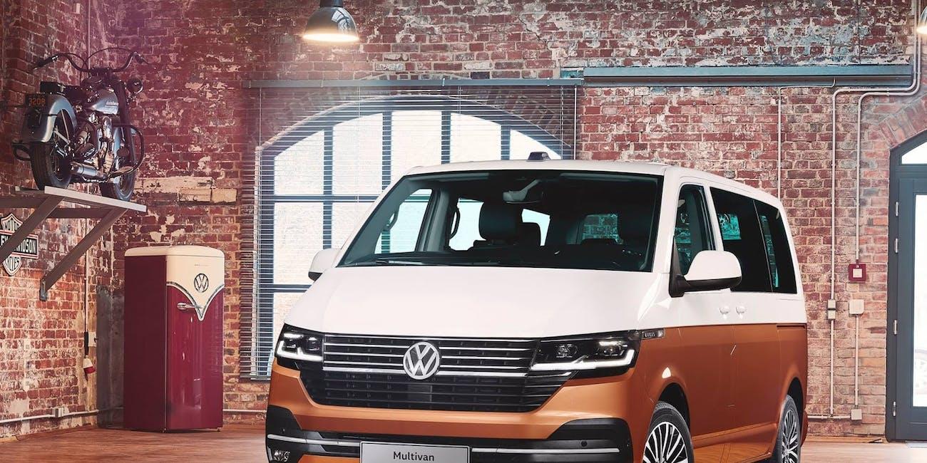 Volkswagon Electric Van