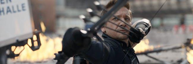 Jeremy Renner Avengers Infinity War