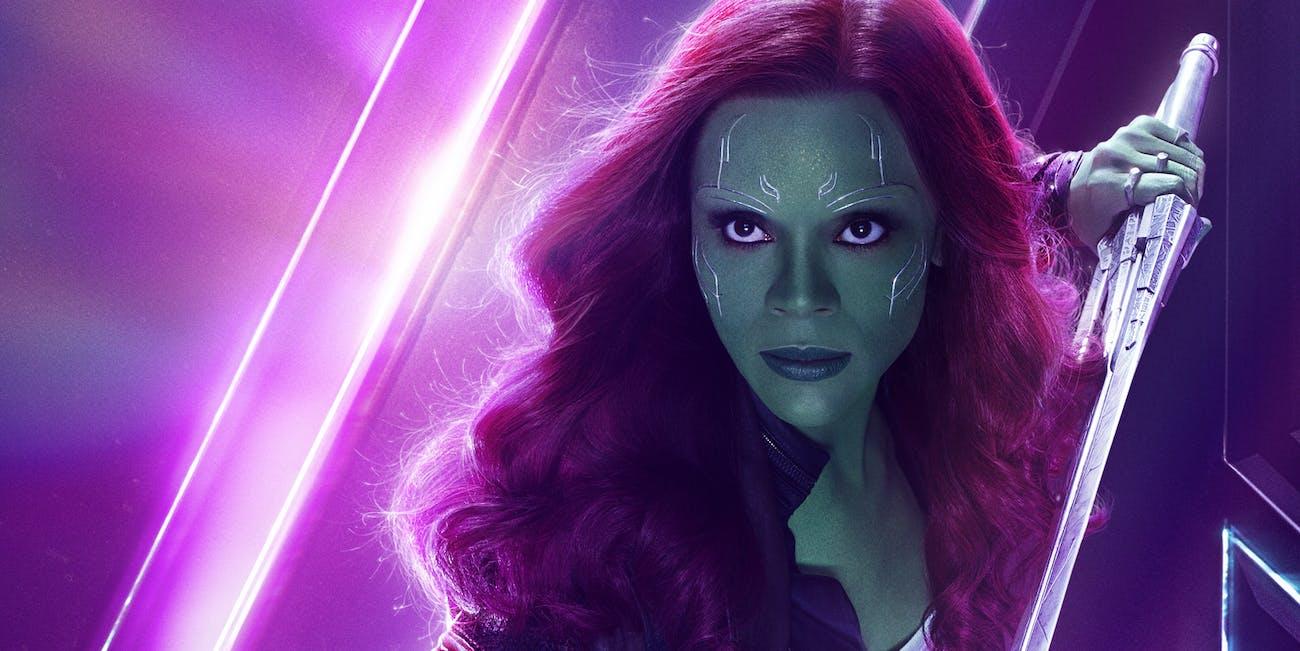Avengers Gamora