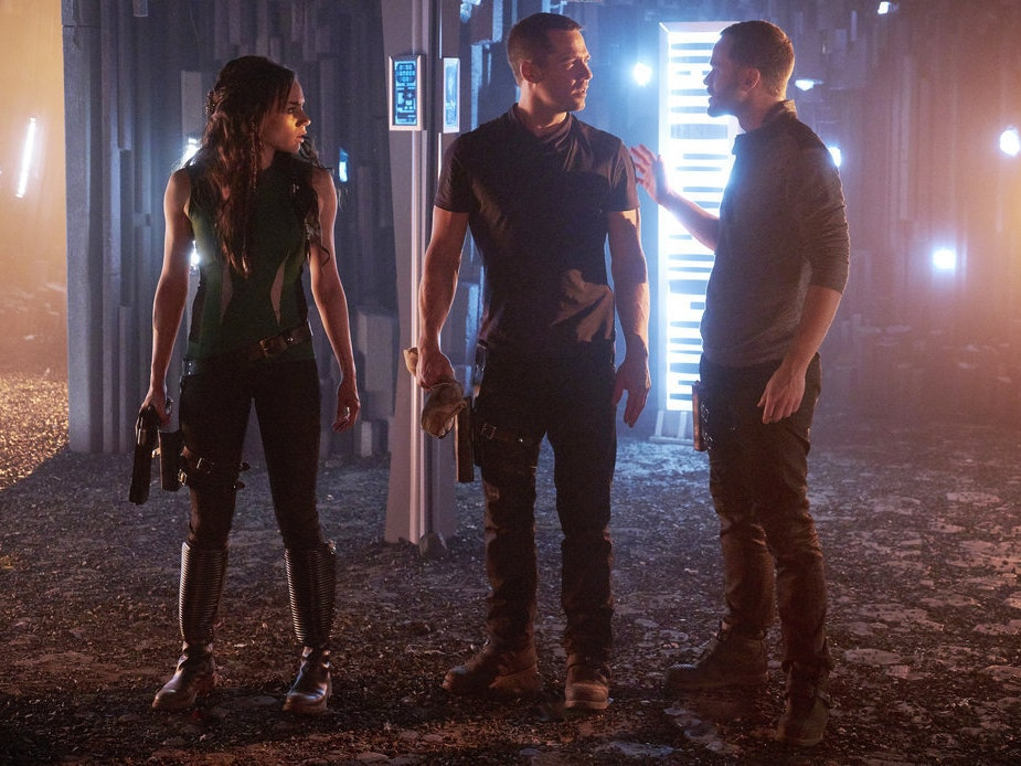 'Killjoys' Boards An Asteroid Spaceship, D'avin's a Wizard