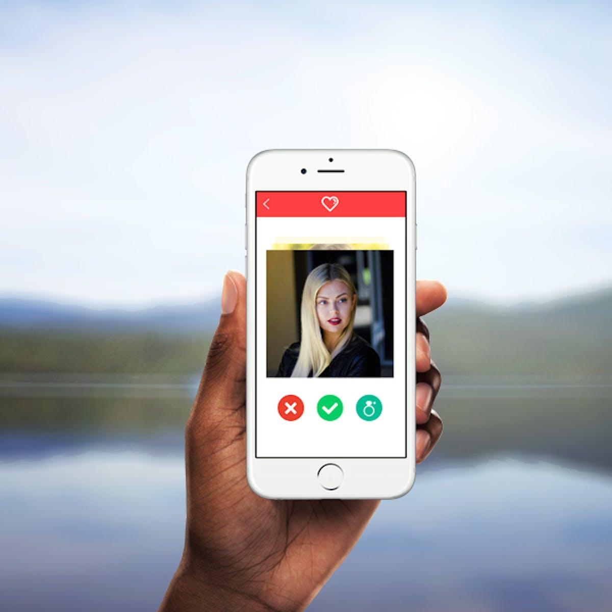 Online-Dating für über 55