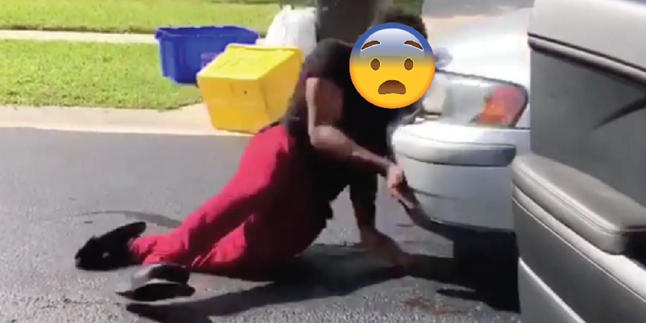 "Drake's ""In My Feelings"" Challenge Leads to Man Getting Hit By a Car"
