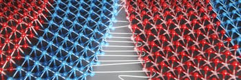 Scientists with the University of Chicago revealed a technique to 'sew' two patches of crystals seamlessly together at the atomic level to create atomically-thin fabrics.