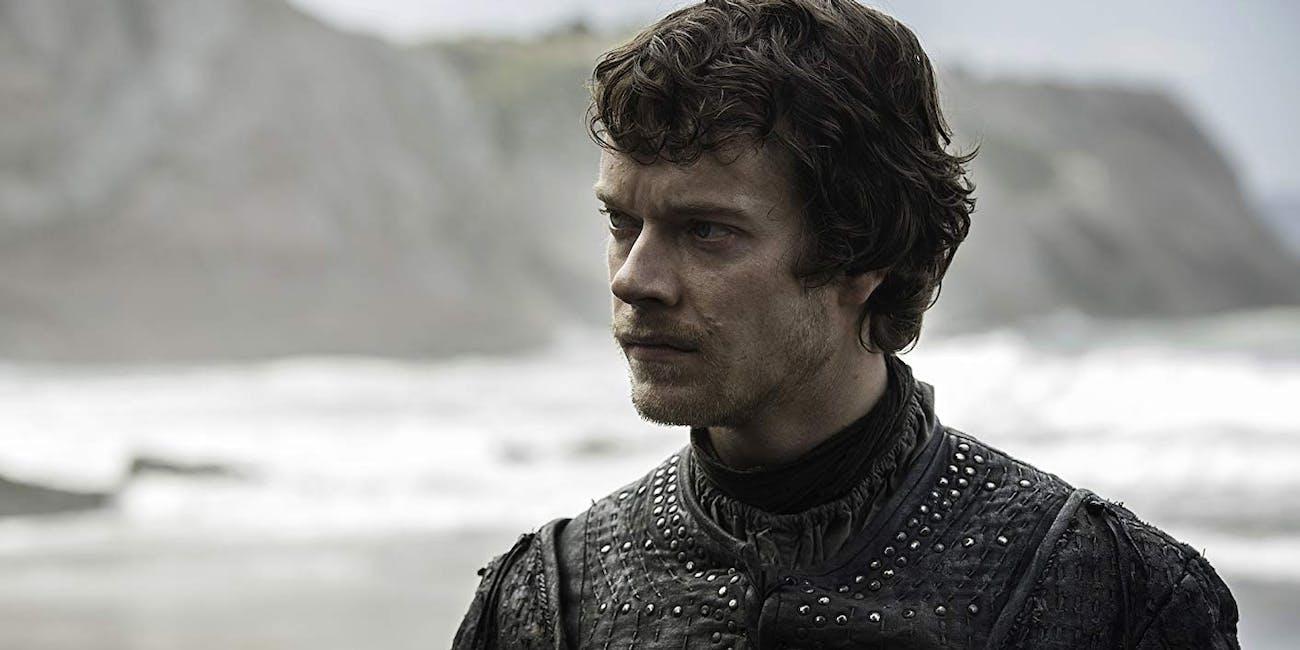 Alfie Allen Theon Greyjoy Game of ThronesAlfie Allen Theon Greyjoy Game of Thrones