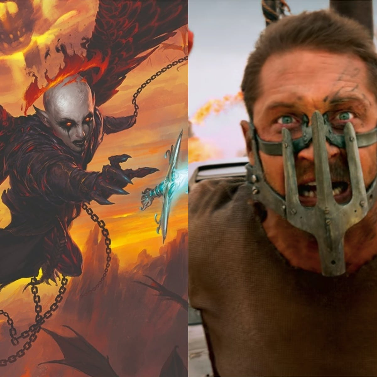 D&D 'Descent Into Avernus': How One 'Mad Max' Scene Inspired the Game