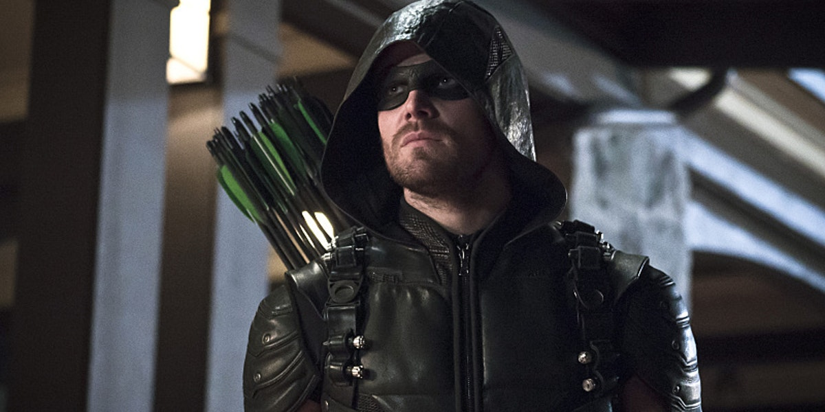 In Defense of 'Arrow''s Oliver, Our Most Despised Superhero