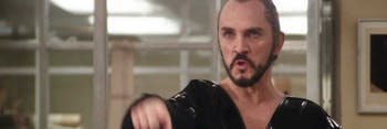 Terrence Stamp as General Zod in 'Superman II'