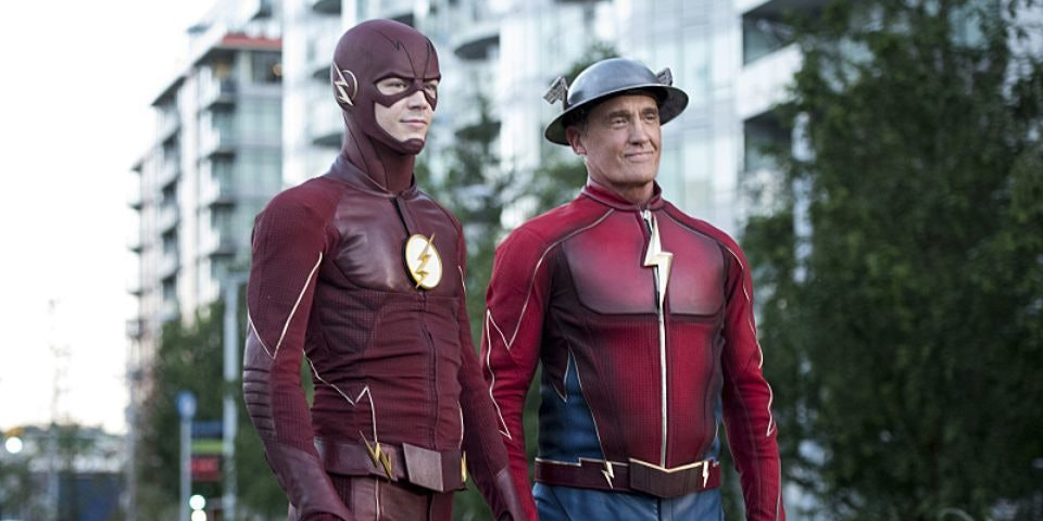 Barry Allen is a Goon
