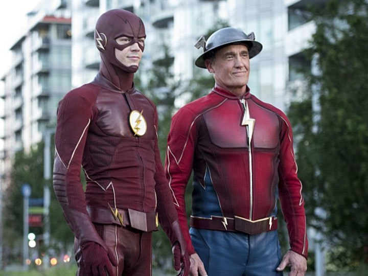 The Flash Finally Slowed Down and Picked a Timeline