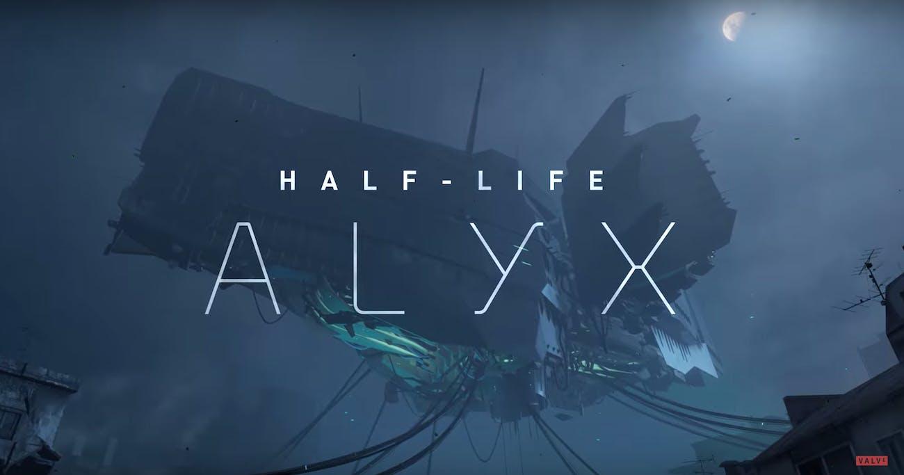 half-life alyx valve