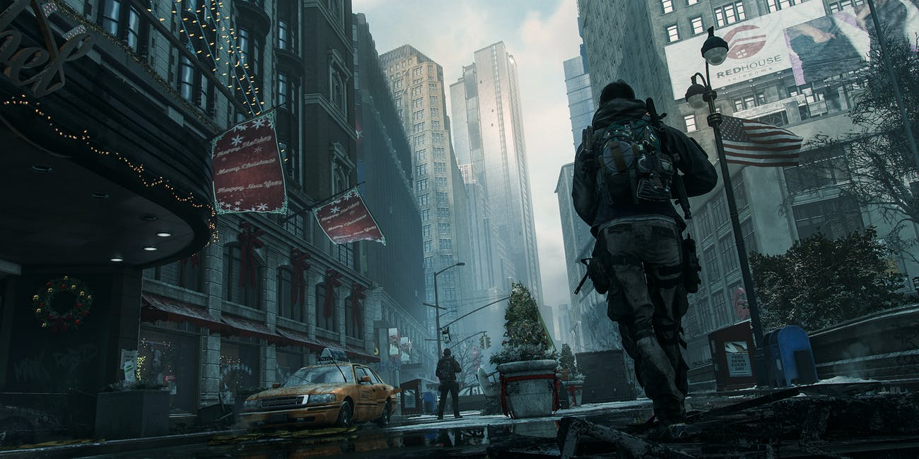Ubisoft\'s \'The Division\' Is Already Becoming a Movie with Jake ...