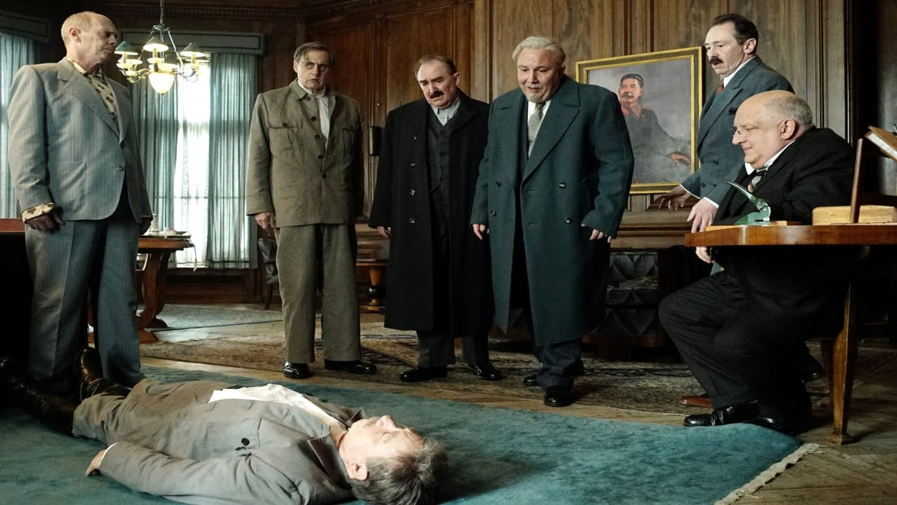 'The Death of Stalin' might never release in Russia now.