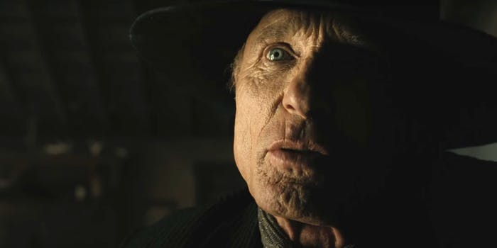 Ed Harris as the Man in Black in 'Westworld' Season 2
