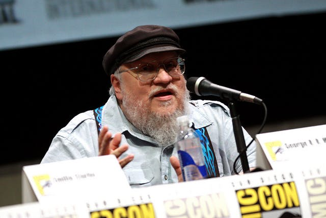 George R.R. Martin Gives a Devastating Update on 'Winds of Winter' Release