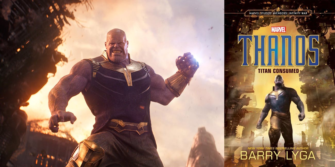 Infinity War' Ending Might've Been Spoiled by New Book, and It's